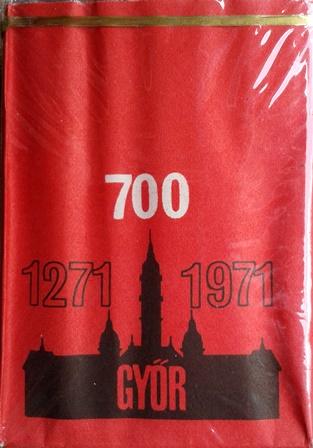 700 éves Győr 1.