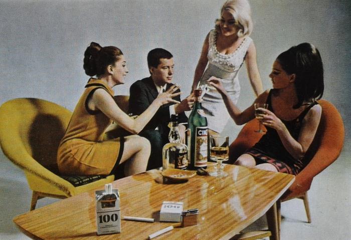 100 éves cigaretta