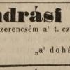 1846.06.28. Gschwindt-szivarok
