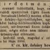 1846.12.17. Kincstári dohánygyártmányok