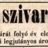 1847.03.02. Esztergomi szivargyár