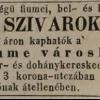 1848.07.09. Szivarok