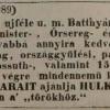 1848.08.06. Hulka Antal dohánygyáros