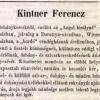 1849.06.04. Kintner dohánykereskedés