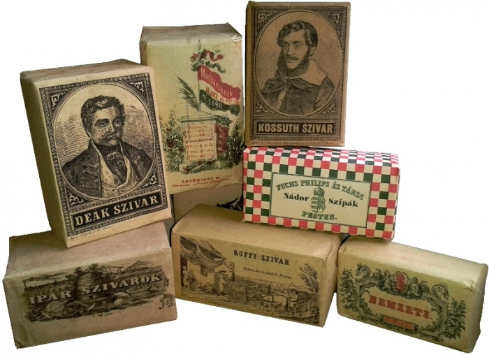 1850 előtti dohánygyárosok