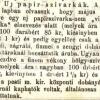 1872.05.03. Virginia és Hölgy cigaretta