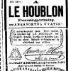 Le Houblon szivarkapapíros