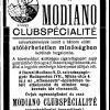1921.06.25. Modiano reklám
