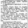 1941.08.24. Gyártmányok új ára