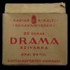 Nikotex-Drama - üres