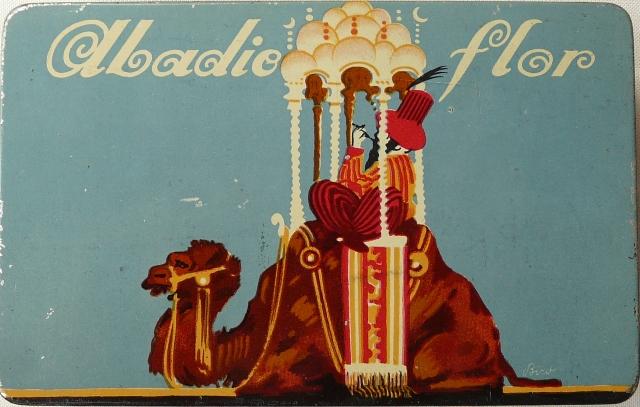 Abadie Flor cigarettahüvely 2.