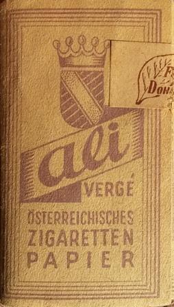 Ali Vergé cigarettapapír