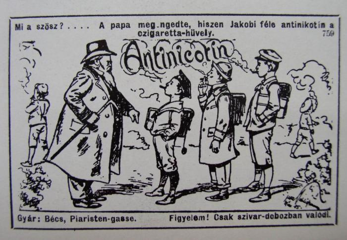 Antinicotin cigarettahüvely
