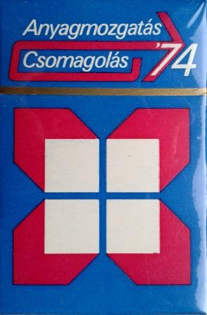 Anyagmozgatás - Csomagolás '74.