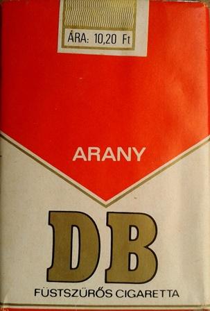 Arany DB