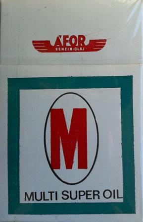 ÁFOR (Ásványolaj Forgalmi Vállalat)