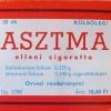 Asztma elleni cigaretta