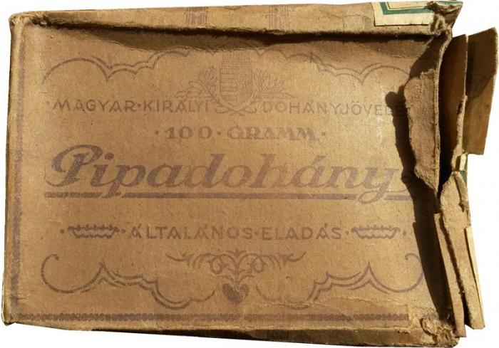 Balkán pipadohány 3.