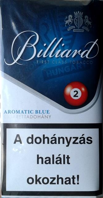 Billiard cigarettadohány 08.