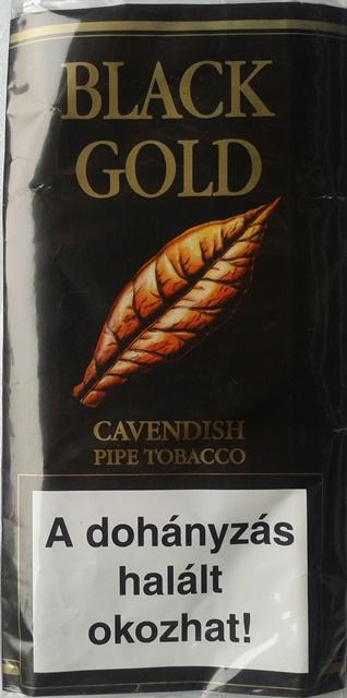 Black Gold pipadohány 1.