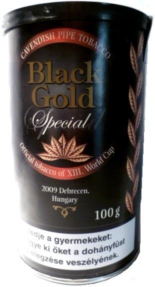 Black Gold pipadohány 2.