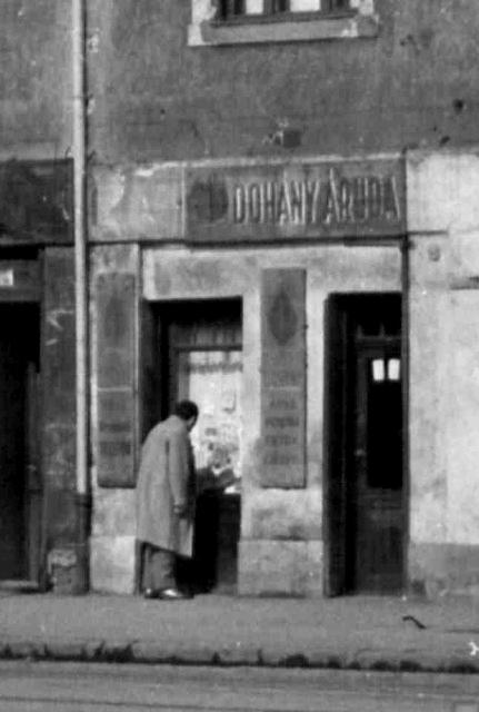 Budapest, Árpád út 96. - Dohánybolt