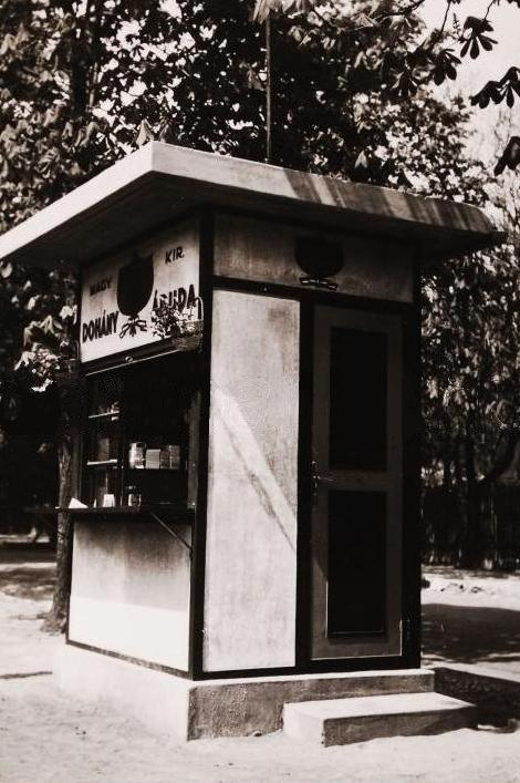 Budapest - Dohányáruda 1.