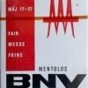 BNV - Budapesti Nemzetközi Vásár 1968.