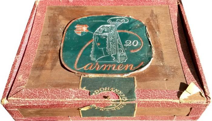 Carmen szivar