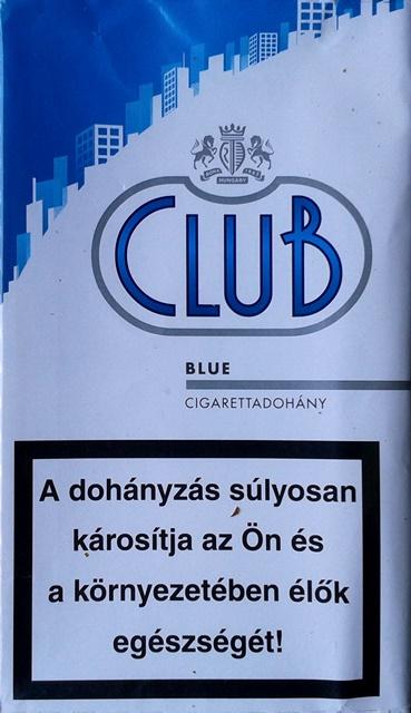 Club cigarettadohány 5.