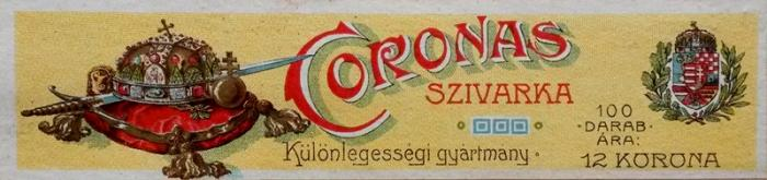 Coronas 01.