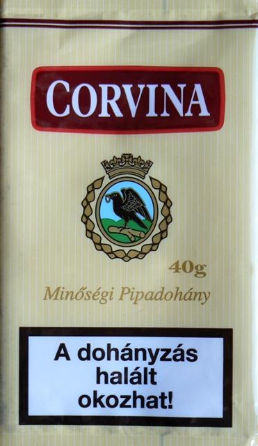 Corvina pipadohány 2.