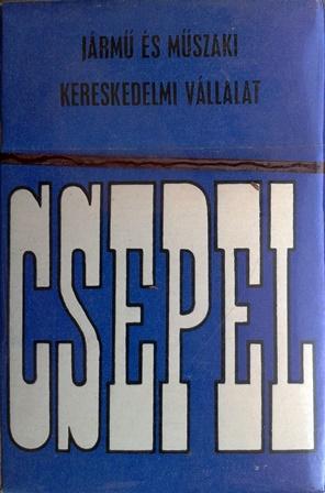Csepel Jármű és Műszaki Kereskedelmi Vállalat 1.