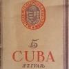 Cuba - üres