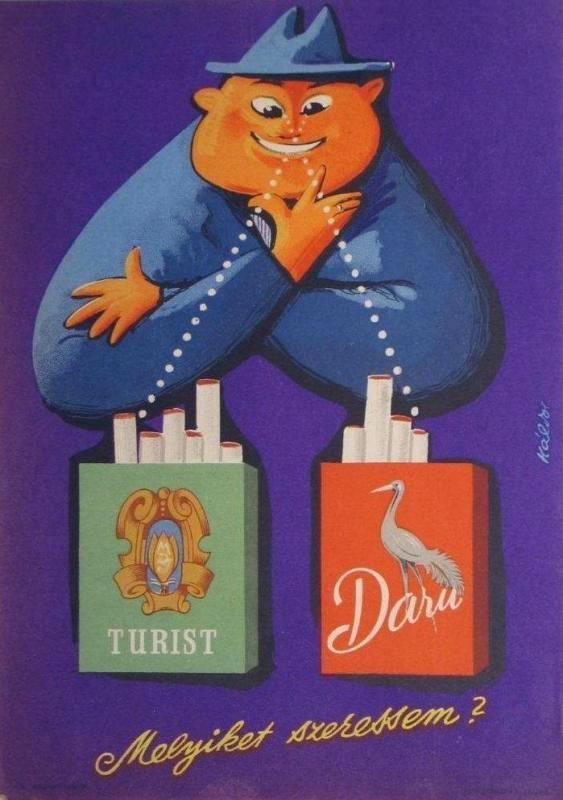 Daru és Turist cigaretta 2.