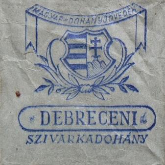 Debreceni cigarettadohány 2.