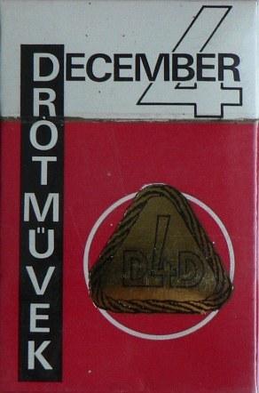 December 4. Drótművek 2.