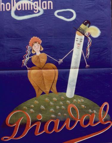 Diadal cigarettapapír- és hüvely 02.