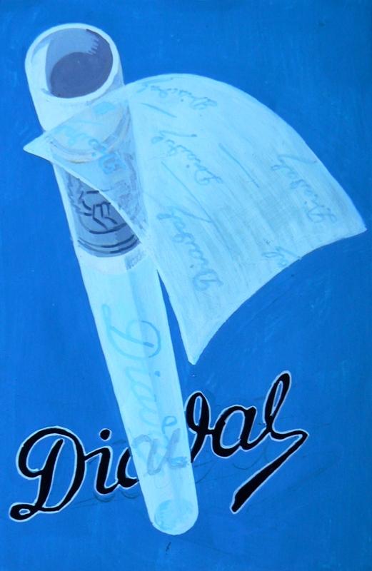 Diadal plakátterv 2.
