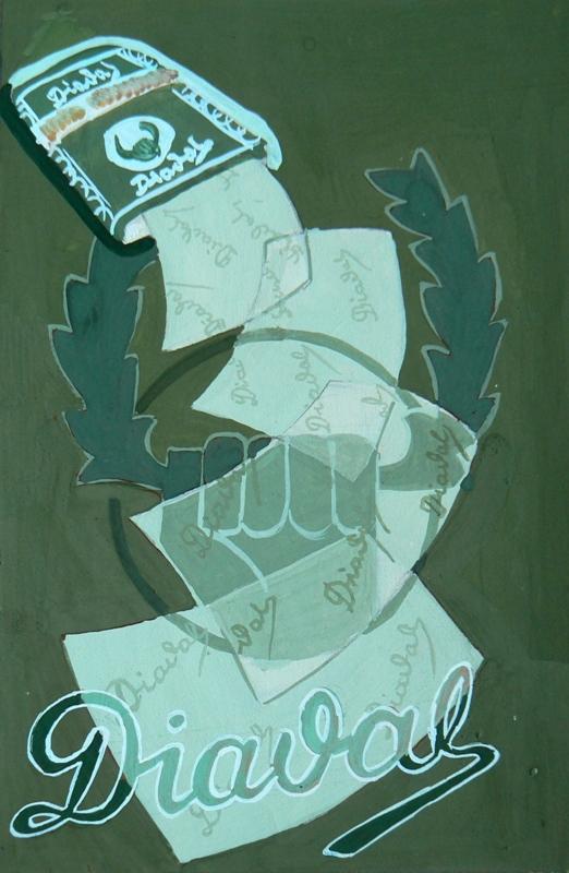 Diadal plakátterv 3.