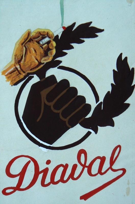 Diadal plakátterv 1.