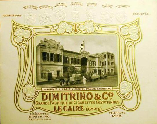 Dimitrino katalógus