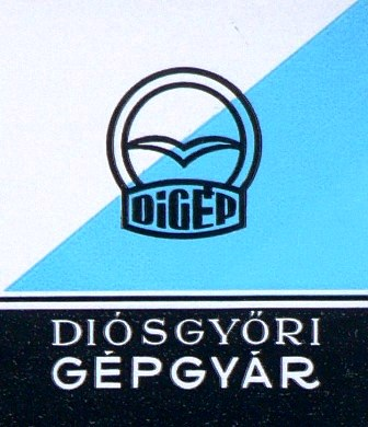 Diósgyőri Gépgyár (DIGÉP) 1.
