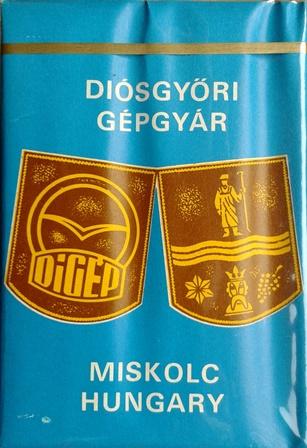 Diósgyőri Gépgyár (DIGÉP) 6.