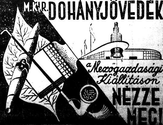 Magyar Királyi Dohányjövedék