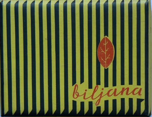 Biljana - üres