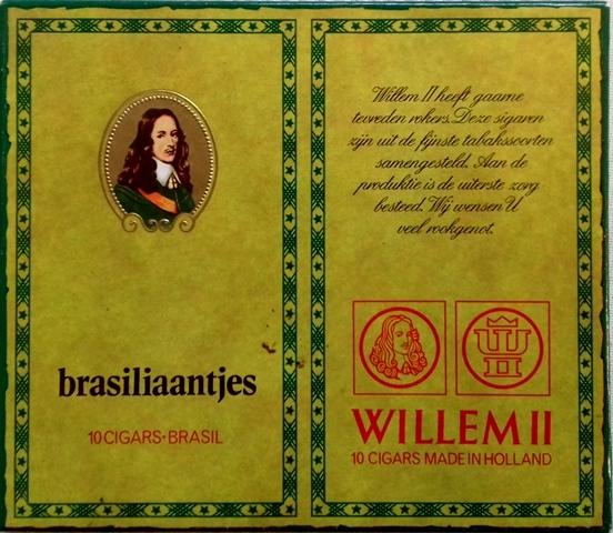 Brasiliaantjes - üres