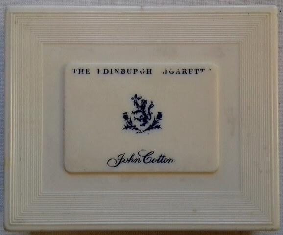 Edinburgh - üres