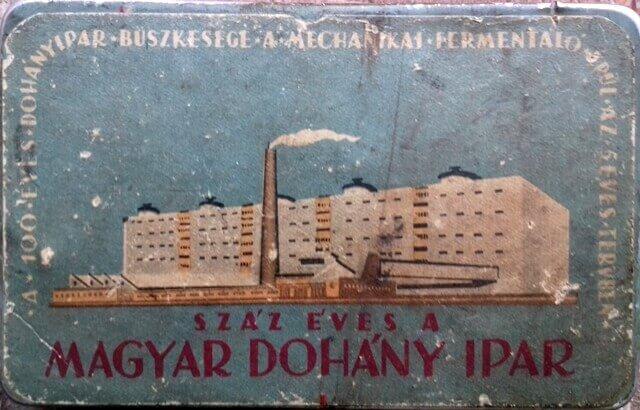 100 éves a Magyar Dohányipar 2.