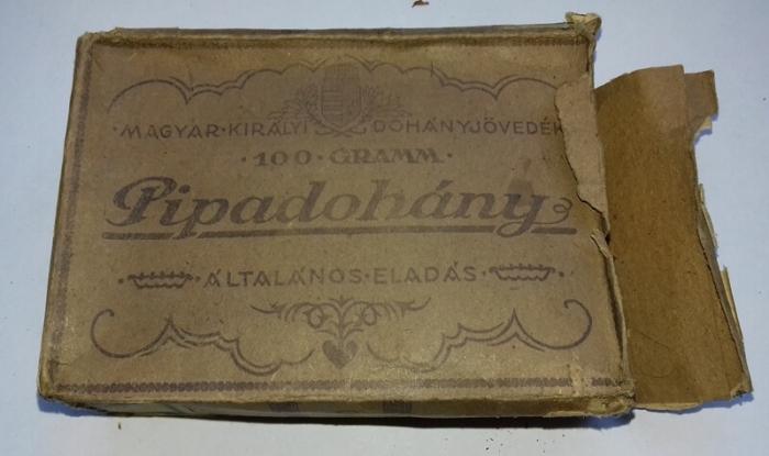 Balkán pipadohány (bontott)